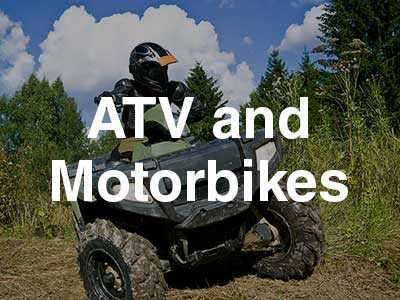ATV and motorbike repairs and servicing